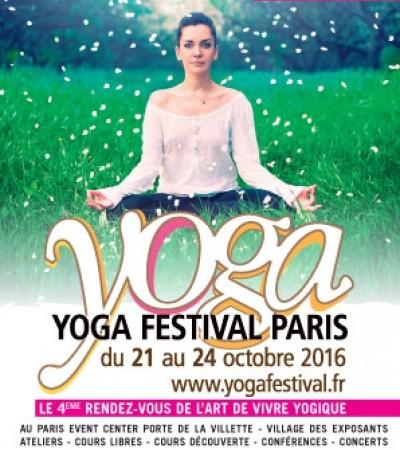 yoga festival Paris 2016