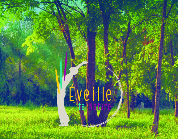 logo eveille ta nature flyer